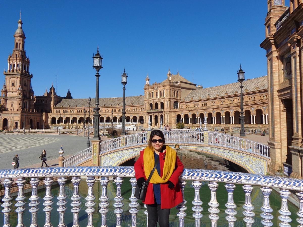 Smitten by Sevilla