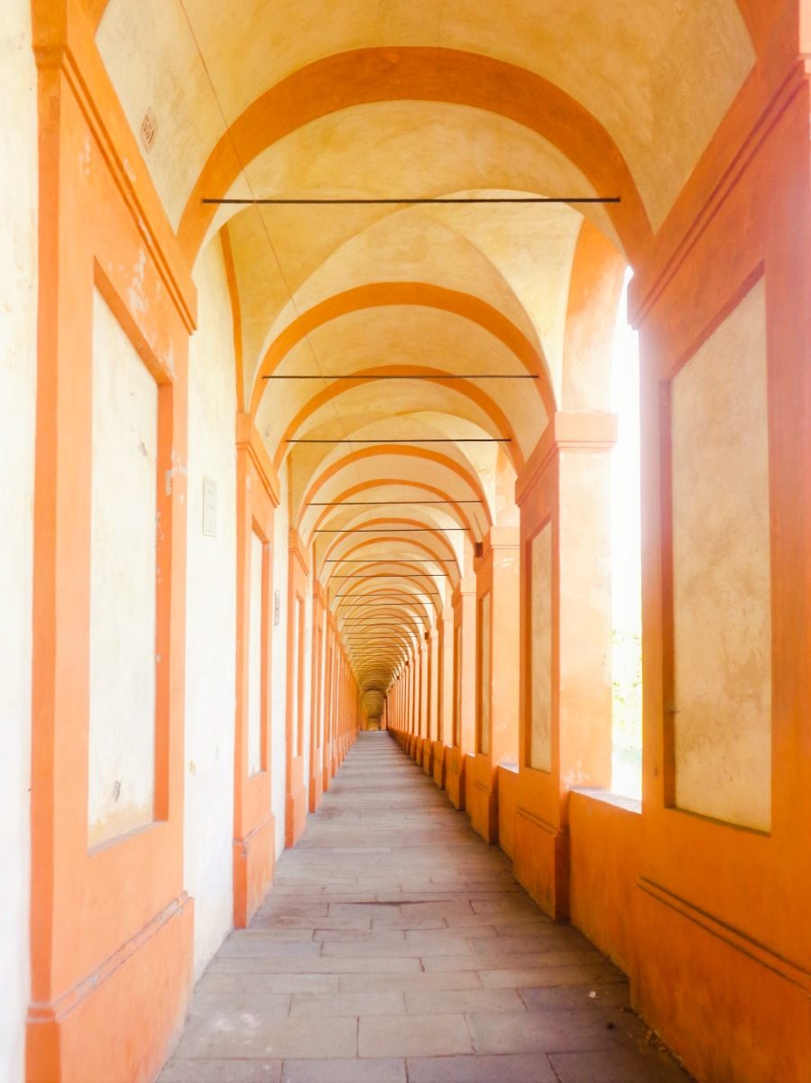 A Pilgrimage with 666 Arches in Bologna